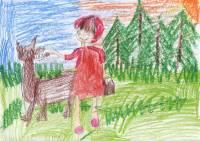 Barbora Husárová, 6 let