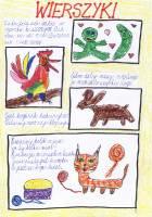 Wiktoria Zofia Szymaňska, 8 let