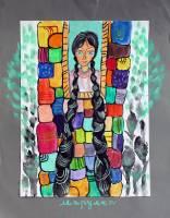 Violeta Angelova, 14 let