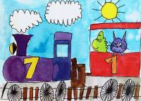 2. třída / Kolektivní práce – školka až 3. třída - 3. místo