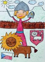 Wiktoria Zofia Szymańska, 9 let - vynikající účast