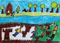 Denys Bibire, 8 let