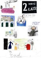 Anglická ZŠ - třída V.A - komiks 2B
