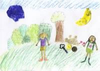 Johana Samiecová, 7 let