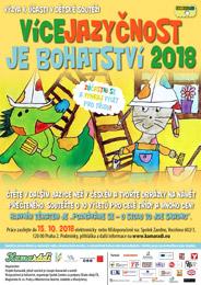 Vicejazycnost-2018-plakat-A3